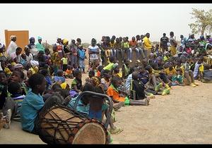 Image Inaugurazione del Centro Polivalente del villaggio di Kario (Burkina Faso)