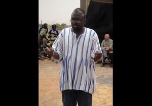 Image Jean Pierre Nana, presidente di Iris Afrik